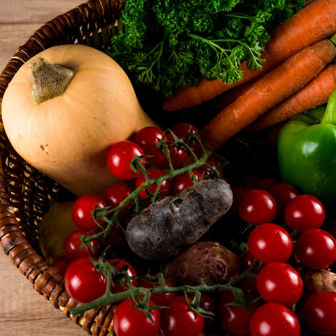 fruits et legumes locaux frais restaurant potofeu a rennes